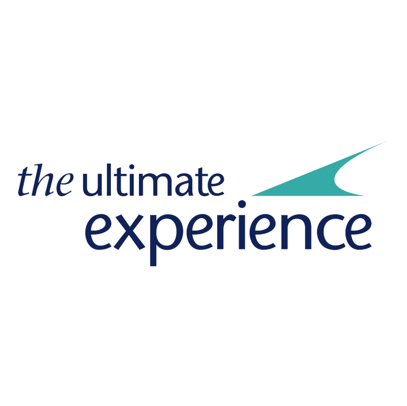 The Ultimate Experience vector