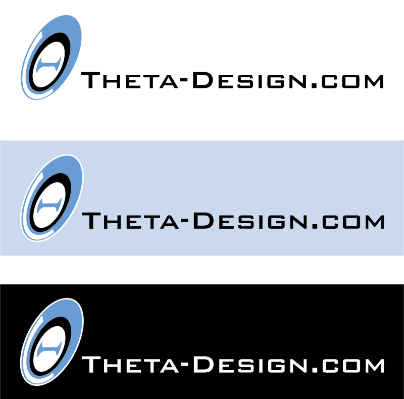 Theta Design com vector