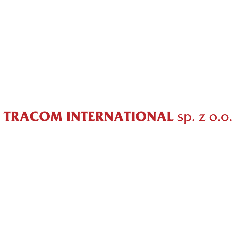 Tracom International vector