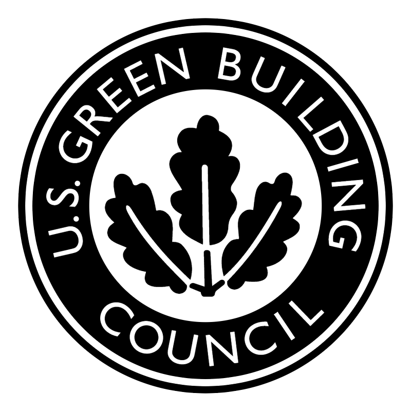 U S Green Building Council vector logo