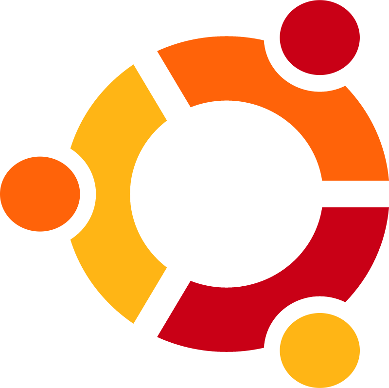 Ubuntu icon vector
