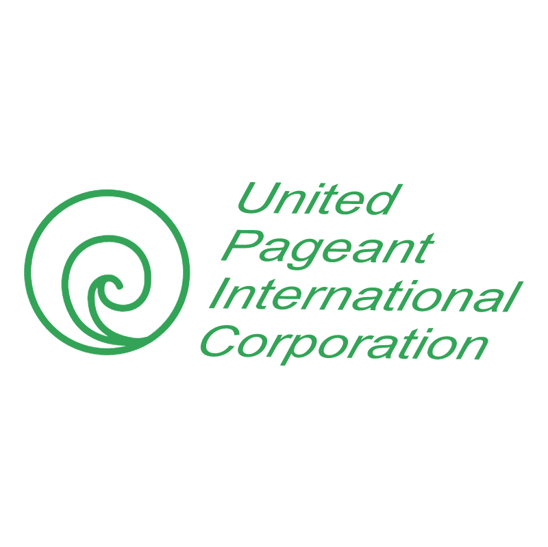 United Pageant International Corporation vector