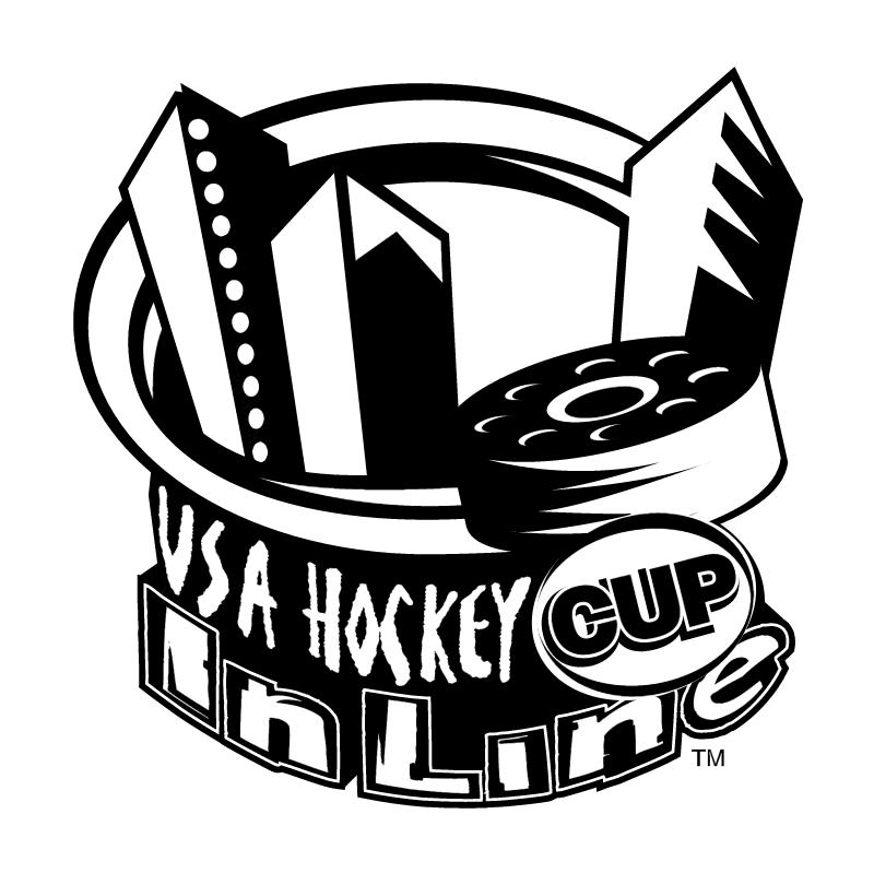 USA Hockey InLine Cup vector logo