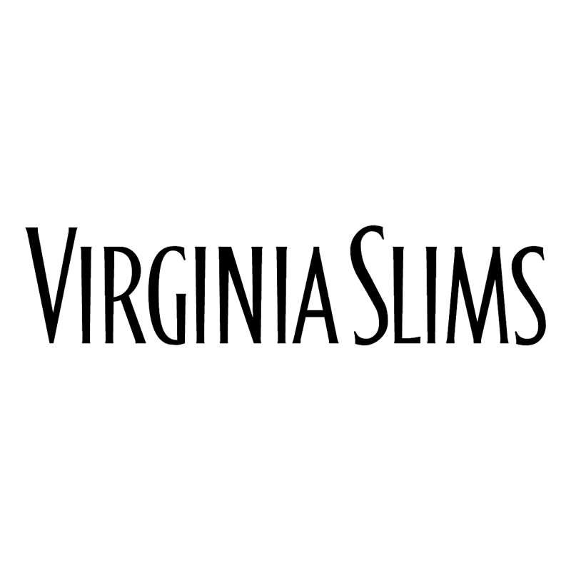 Virginia Slims vector