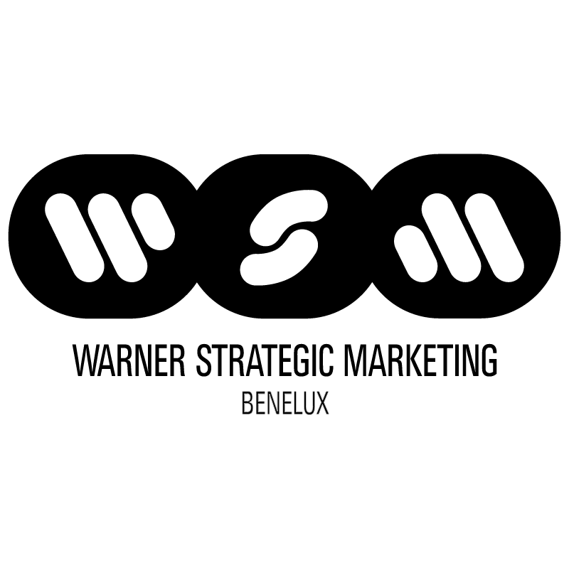 Warner Strategic Marketing Benelux vector