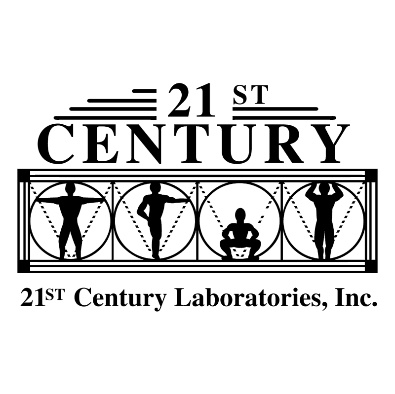 21st Century Laboratories vector logo