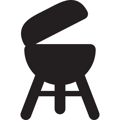 Open Grill vector logo
