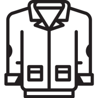 Men Jacket vector