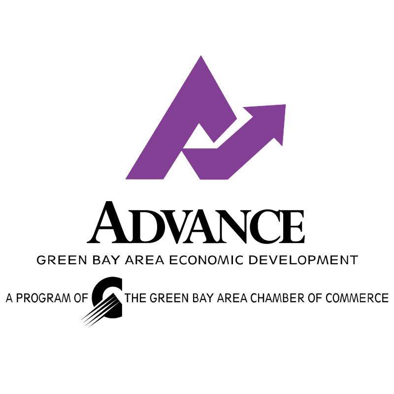 Advance vector logo