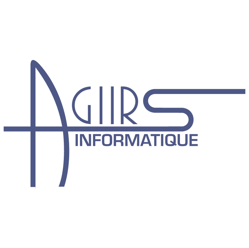 Agirs Informatique 554 vector