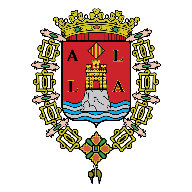 Alicante vector logo