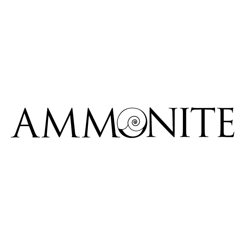 Ammonite 55697 vector