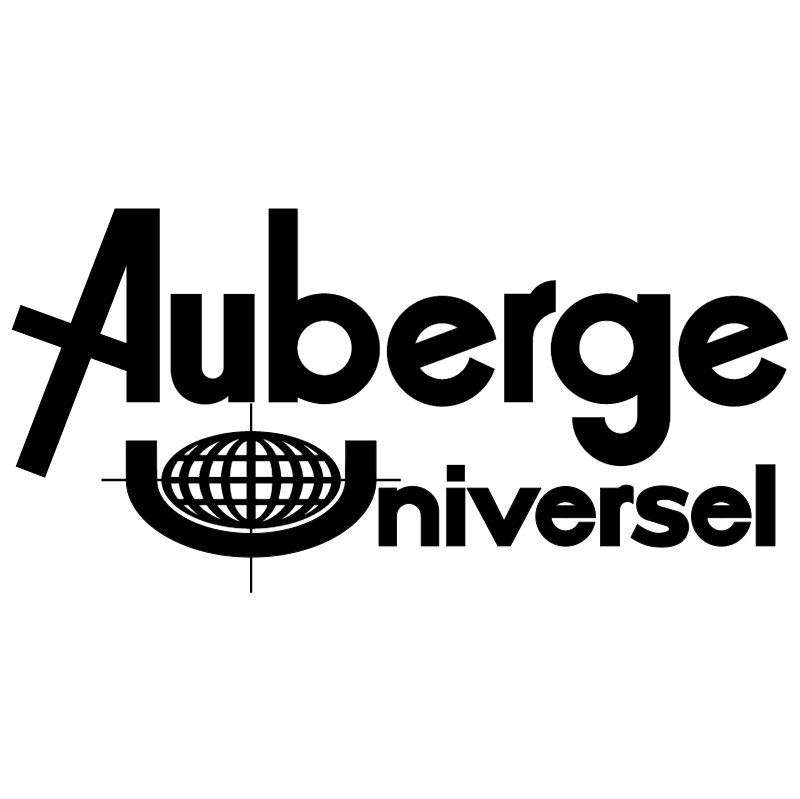 Auberge Universelle vector