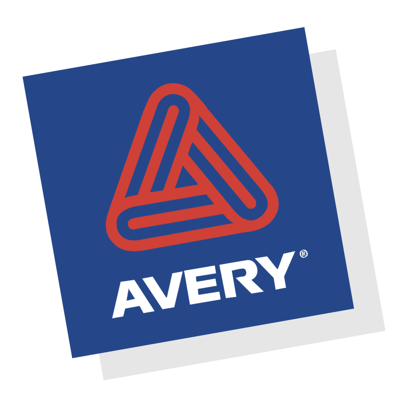 Avery 34222 vector logo
