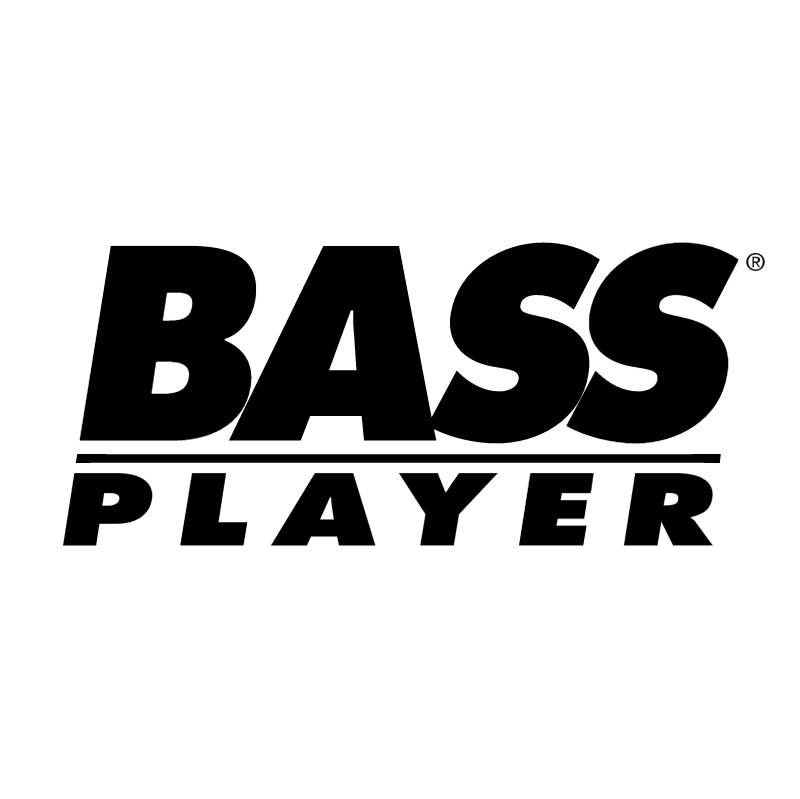 Bass Player vector