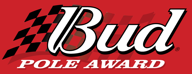 Bud Pole Award vector