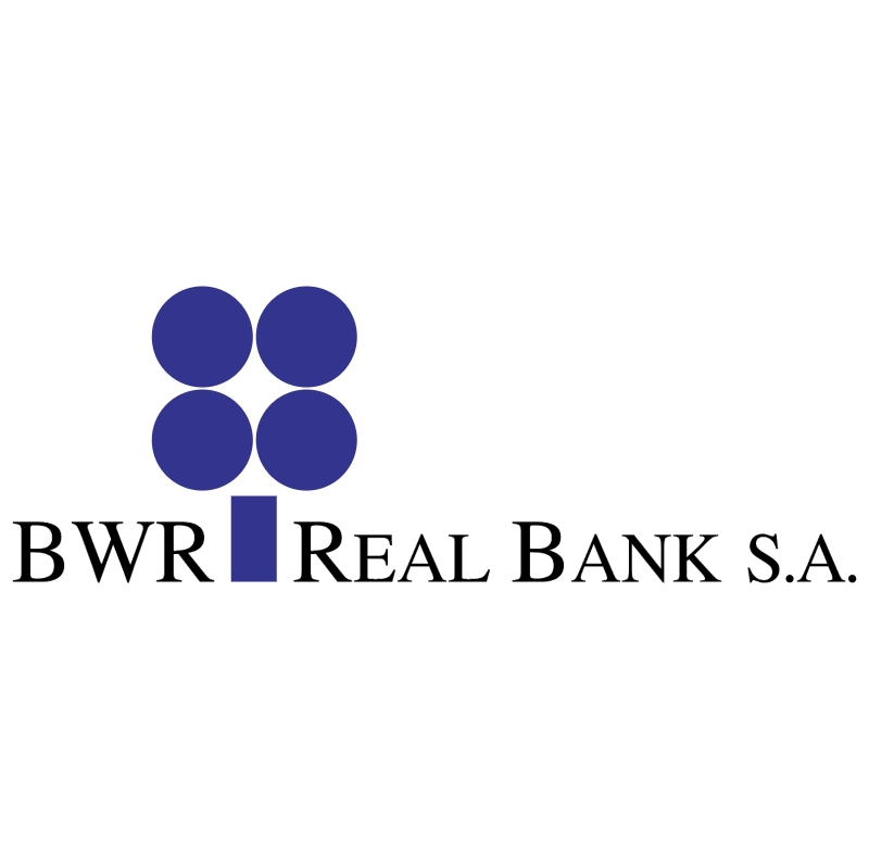 BWR Real Bank vector