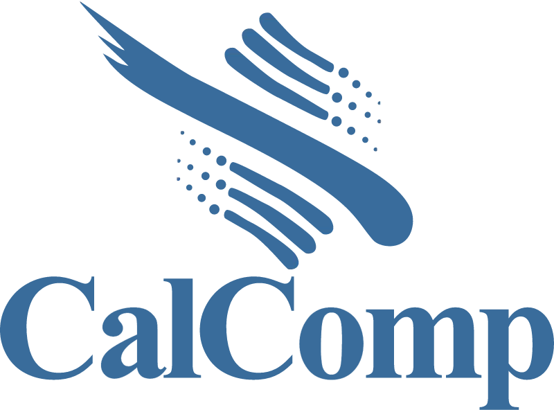 Calcomp logo vector