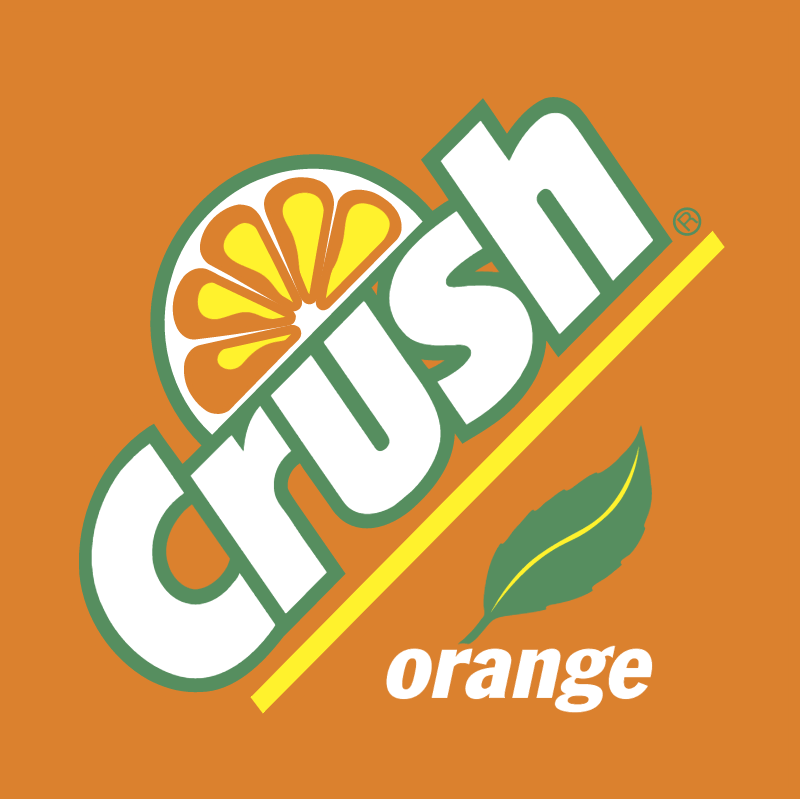 Crush vector logo