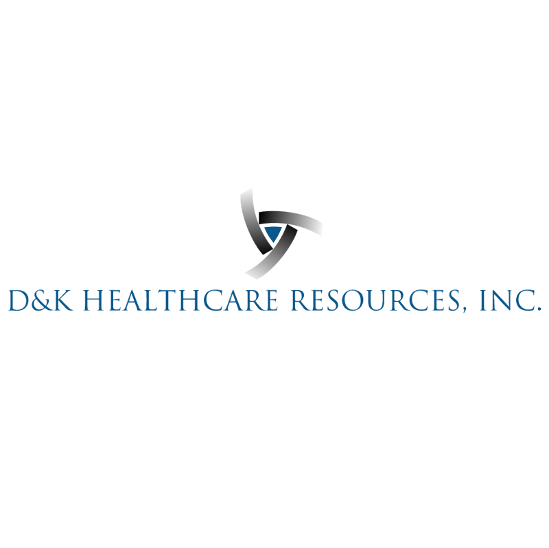 D&K Healthcare Resources vector
