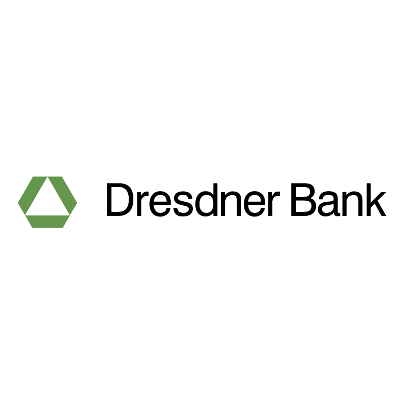 Dresdner Bank vector