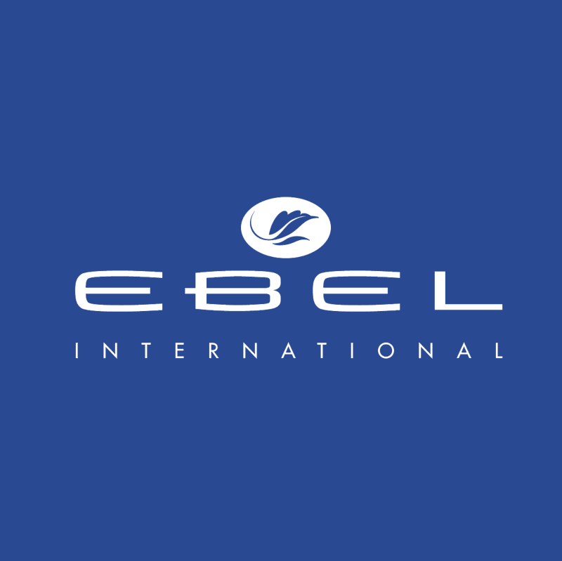 Ebel International vector logo