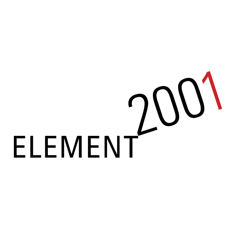 Element 2001 vector logo