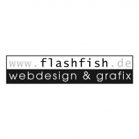 flashfish webdesign vector