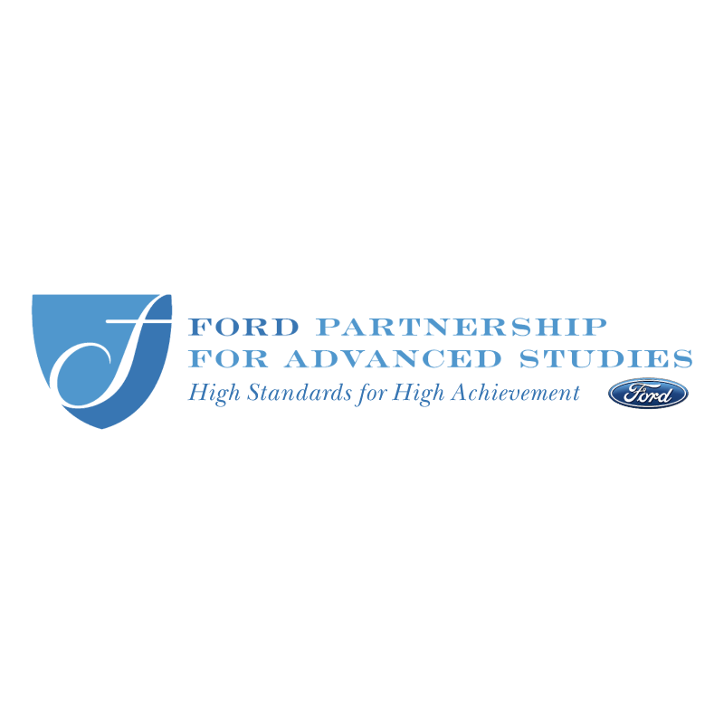 Ford Partnership For Advanced Studies vector