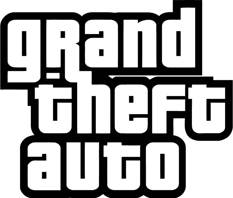GTA Grand Theft Auto vector