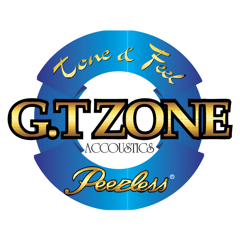 GTzone Accoustics vector