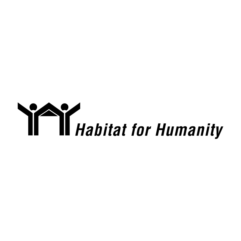 Habitat for Humanity vector