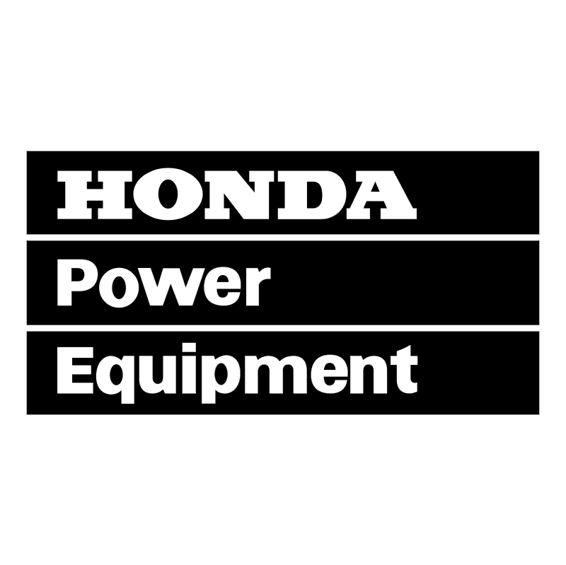 Honda Power Equipment vector