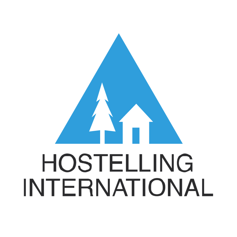 Hostelling International vector logo