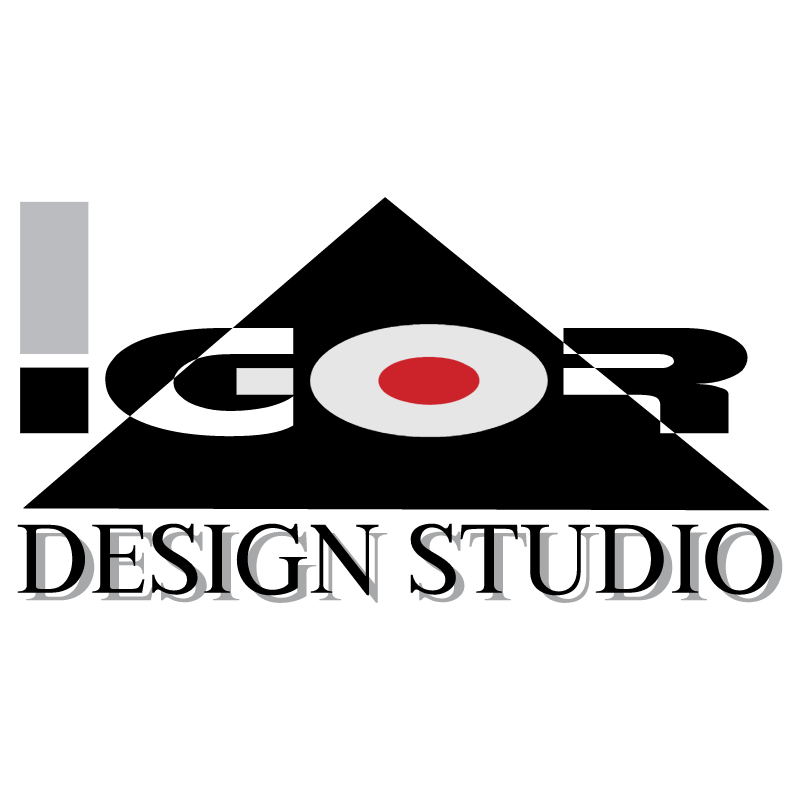 Igor Design Studio vector logo