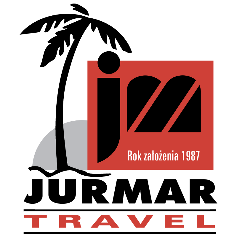 Jurmar Travel vector logo