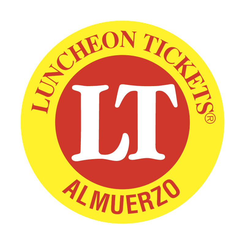 Luncheon Tickets vector