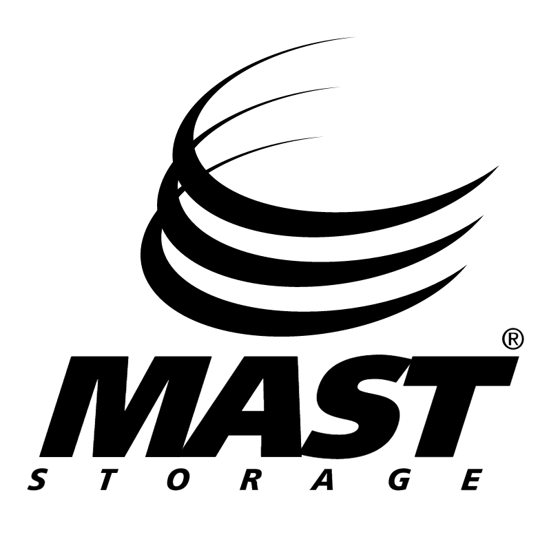 Mast Storage vector logo