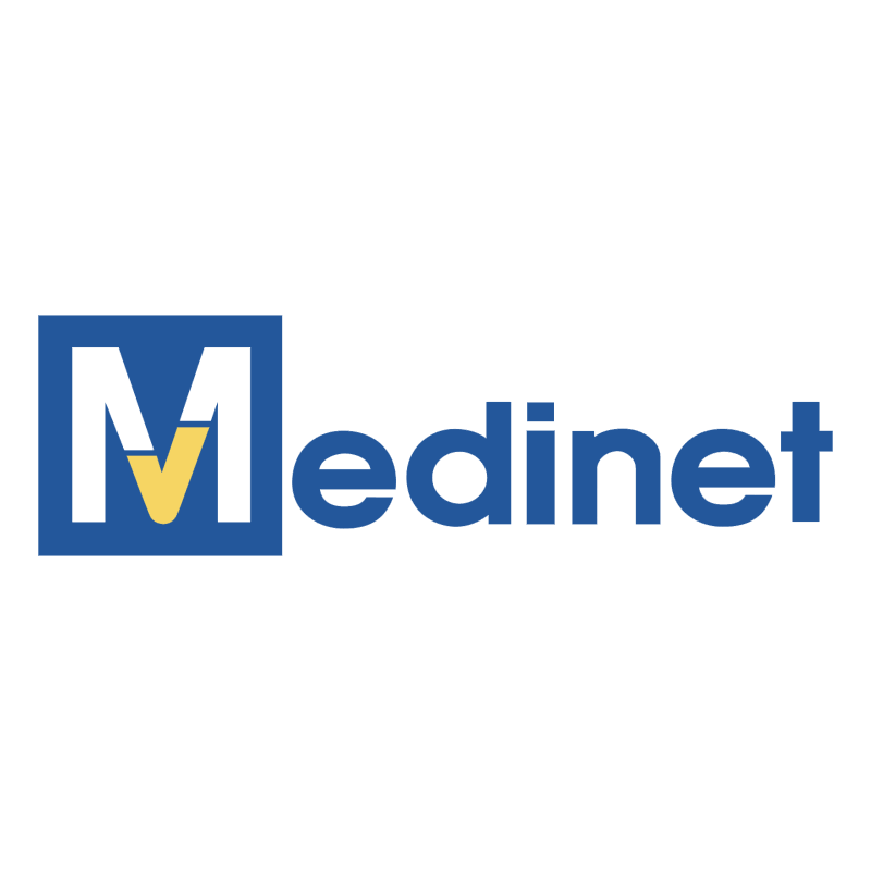 Medinet vector logo