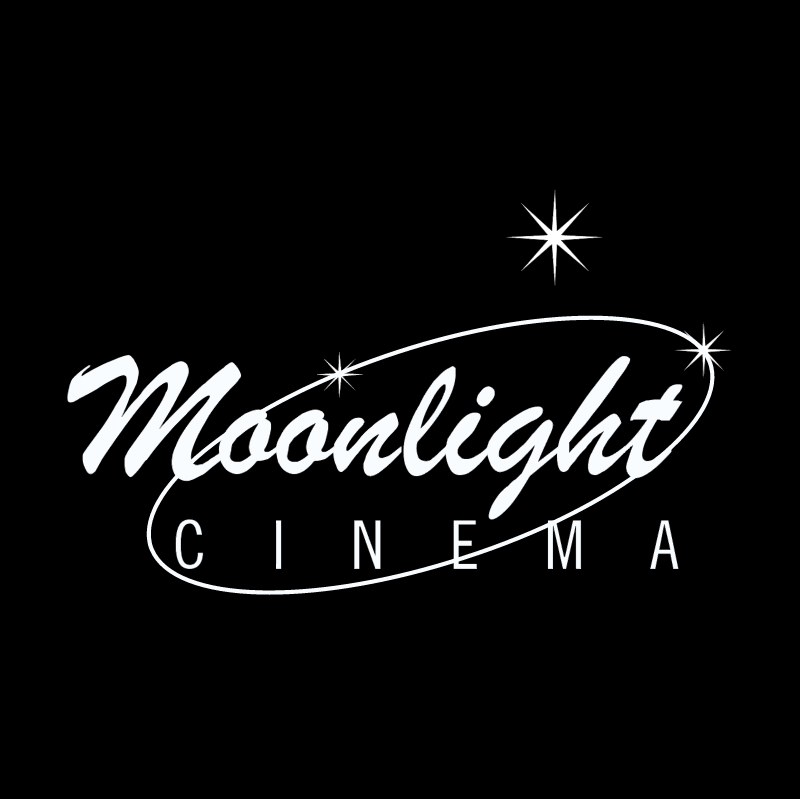 Moonlight Cinema vector