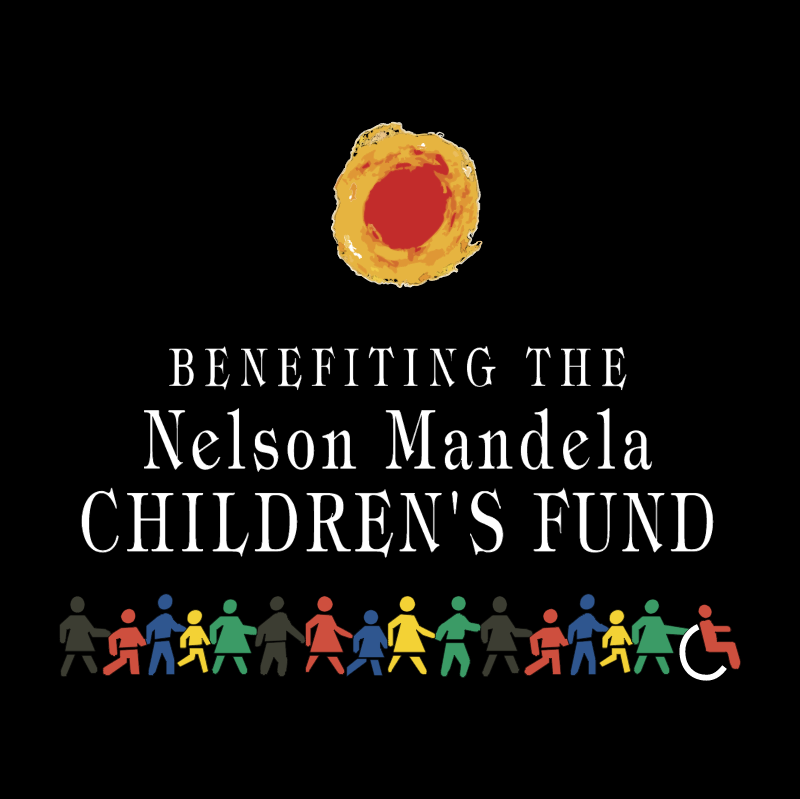 Nelson Mandela Children's Fund vector logo