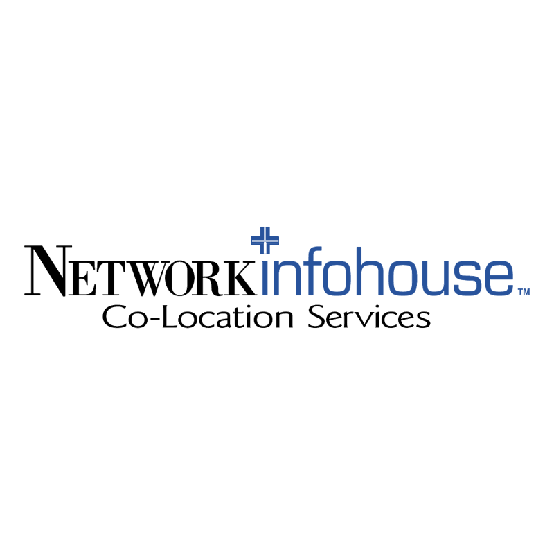 Network Infohouse vector