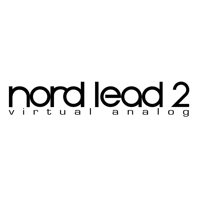 Nord Lead vector