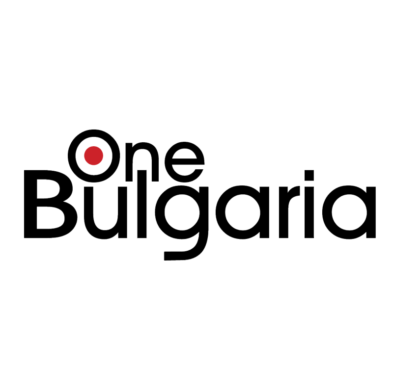 One Bulgaria vector logo