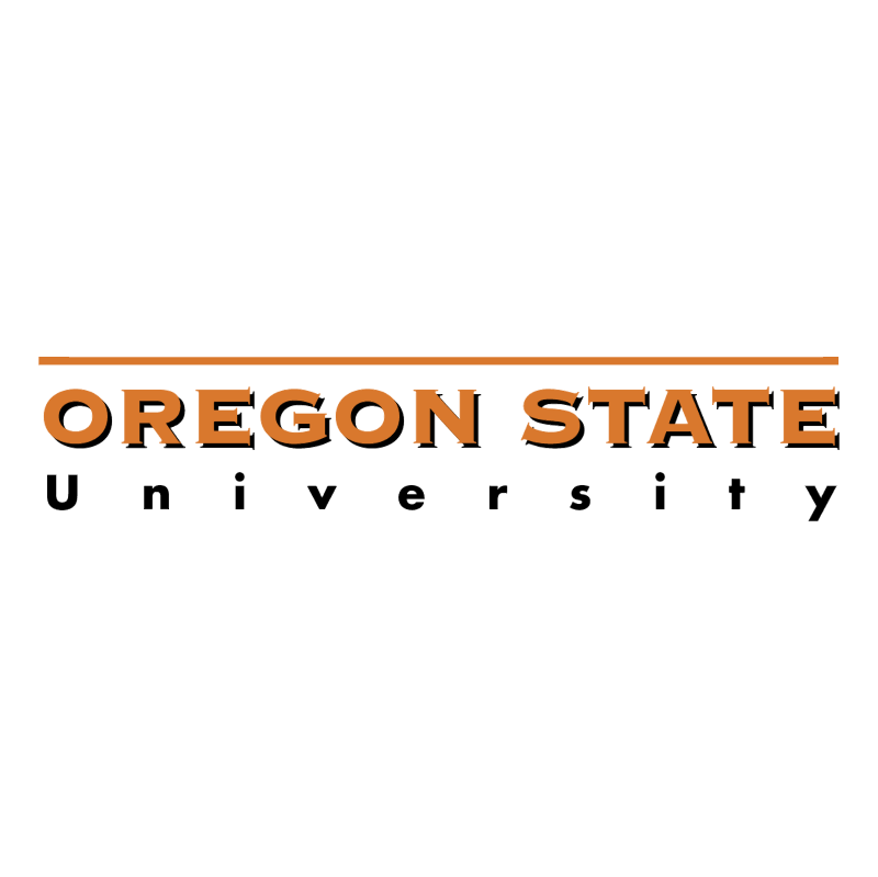 Oregon State University vector