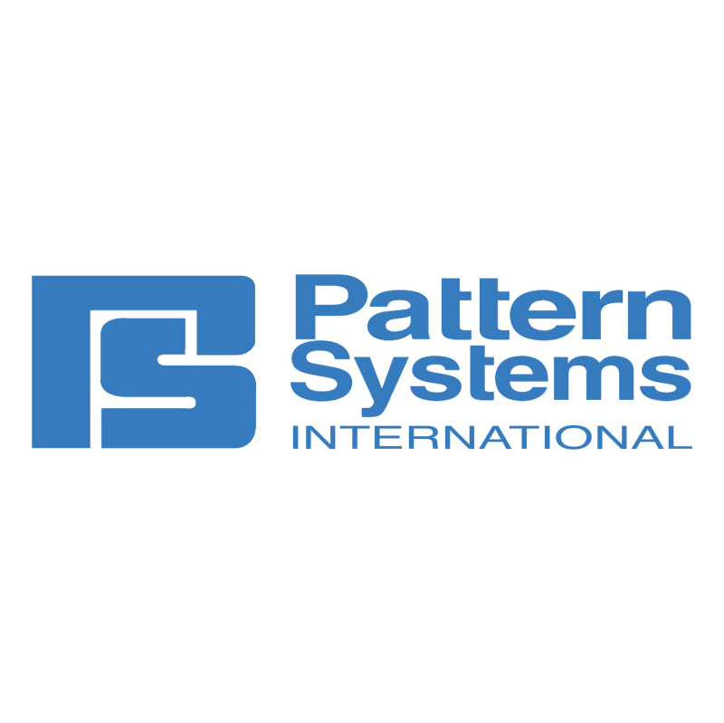 Pattern Systems International vector logo