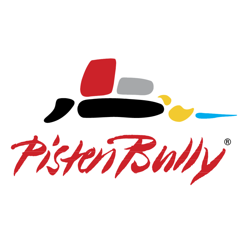 Pistenbully vector logo