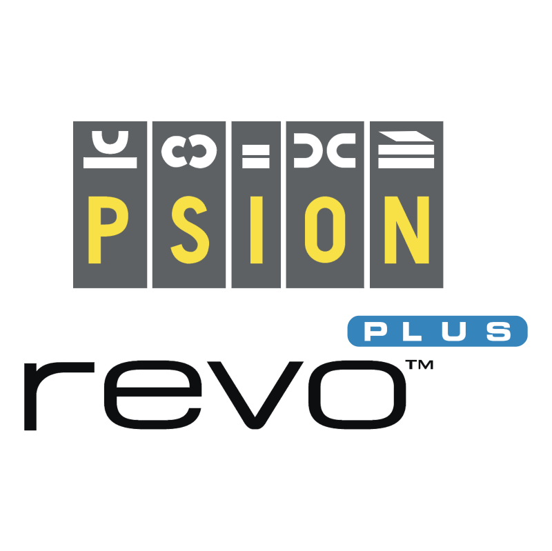 Psion Revo Plus vector logo