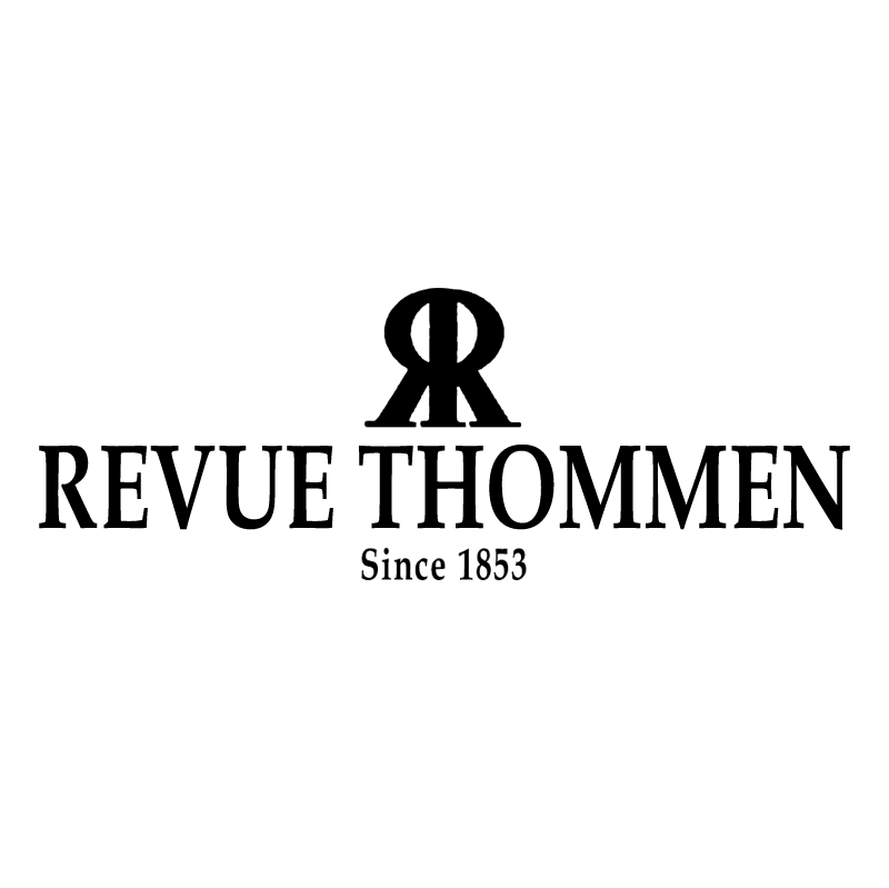 Revue Thommen vector