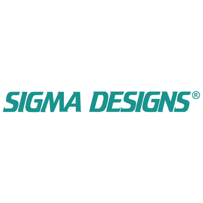 Sigma Designs vector